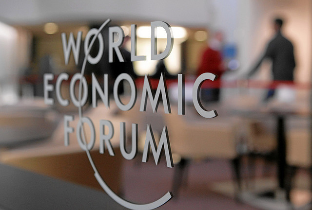 World Economic Forum's Picture from Flickr.com