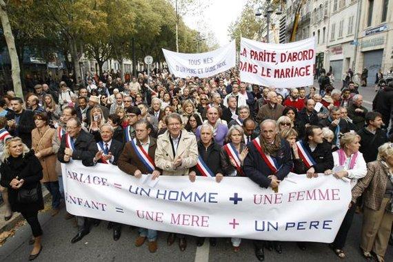 Francia, Matrimonio gay