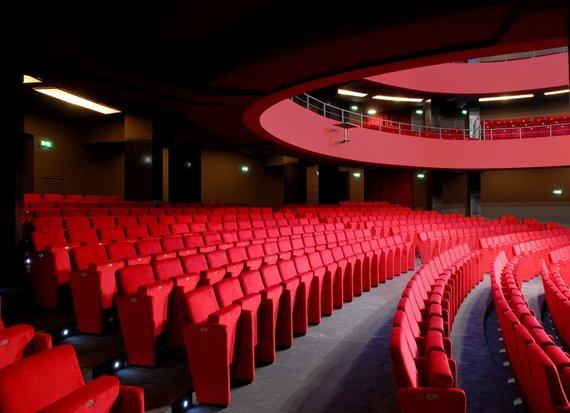 Teatro Eliseo platea