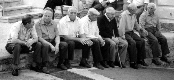 Italia, paese per vecchi