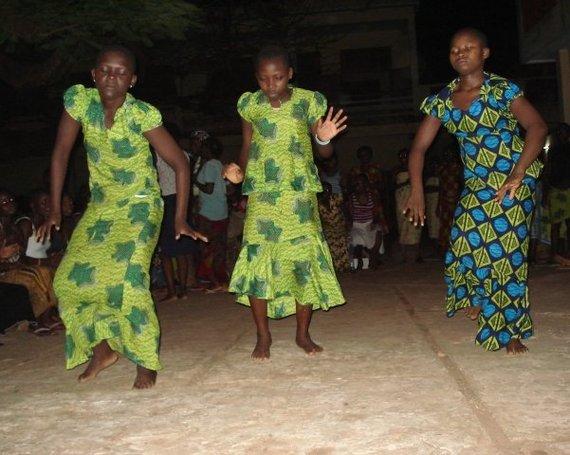 Africa in festa