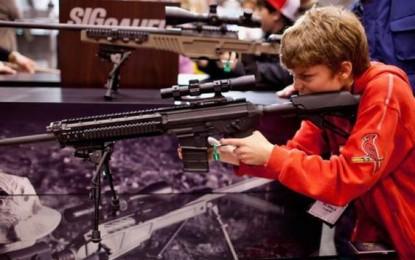 La pistola fai da te: un'altra triste vittoria per la lobby delle armi
