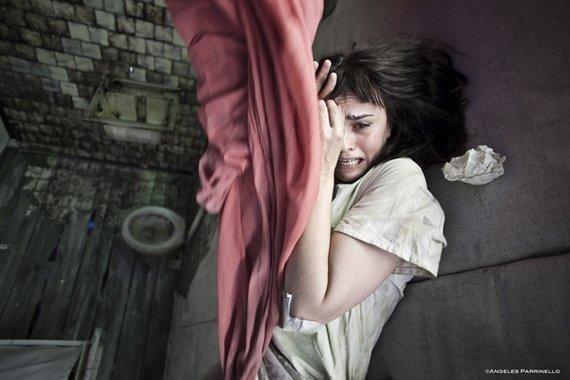Romina Mondello in Alice, Foto di Angeles Parrinello©