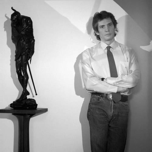Jeannette Montgomery Barron, Robert Mapplethorpe, 1987