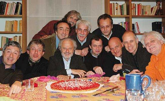 Comedians, Gabriele Salvatores