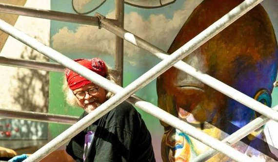 Ron English, Street Art a Roma
