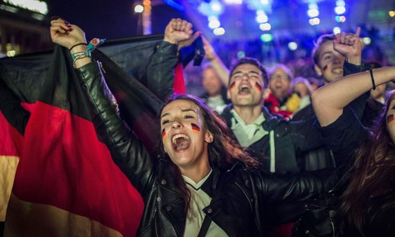 Germania, Coppa del Mondo 2014