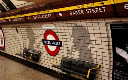 New Tube a London City