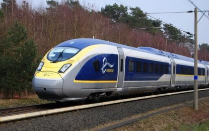 Nuovi treni per una Londra al centro dell'Europa