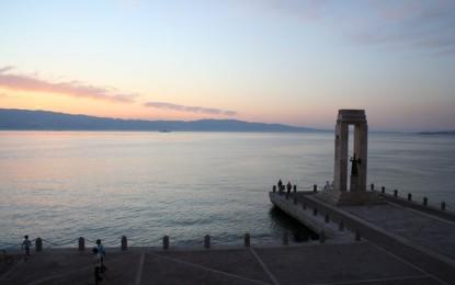 A Reggio Calabria è arrivata la Primavera