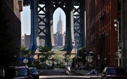 Una  visita veloce a West Village e Dumbo