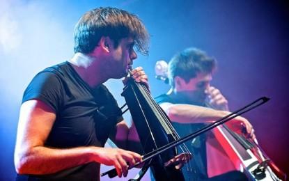 2Cellos, un violoncello rompe il muro del suono