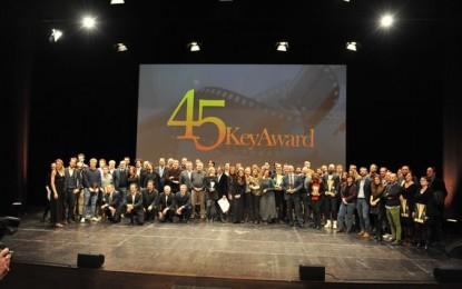 Key Award, la pubblicità irrompe sulla scena