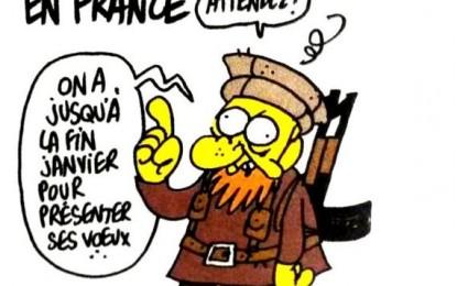 Charlie Hebdo: una vignetta per la libertà