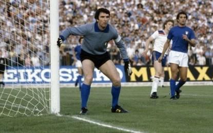 Dino Zoff, un uomo da rispettare, sempre