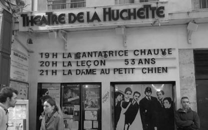 Theatre de la Huchette, una rarità