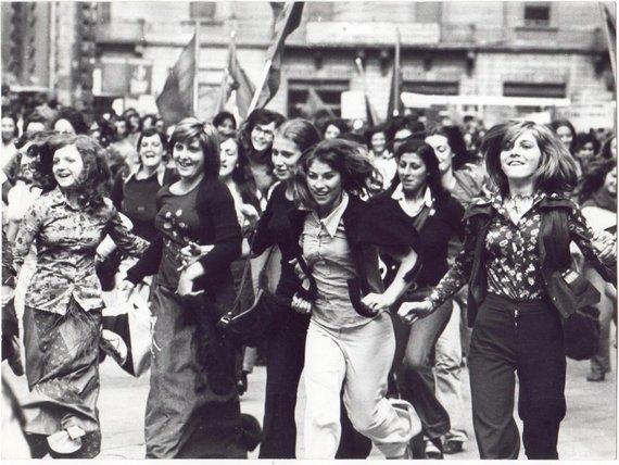 Donne e sociatà