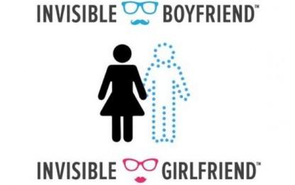 Se la cotta non arriva, ecco Invisible Boyfriend