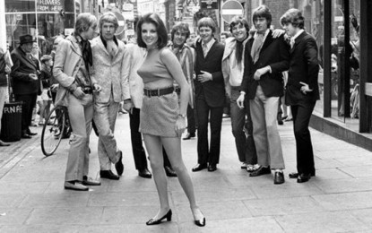 La swinging London al centro dell'universo