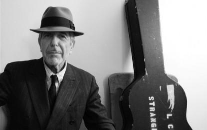 Leonard Cohen, guru immortale della canzone d'autore