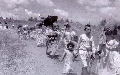 Nakba, per non dimenticare una catastrofe