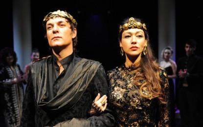 Un Nerone più umano con Edoardo Sylos Labini