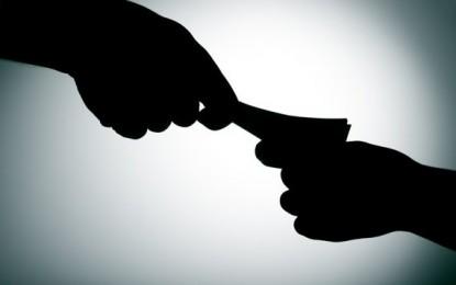 Corruzione, il fiore all'occhiello del made in Italy