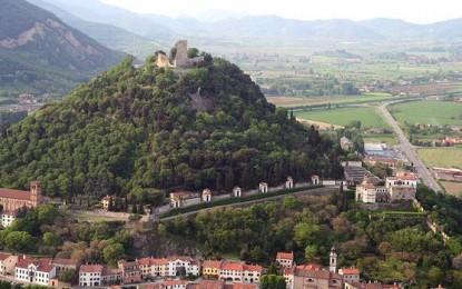 Arquà Petrarca: i verdi Colli del Poeta