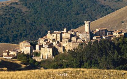 Santo Stefano di Sessanio: perla dell'altopiano abruzzese