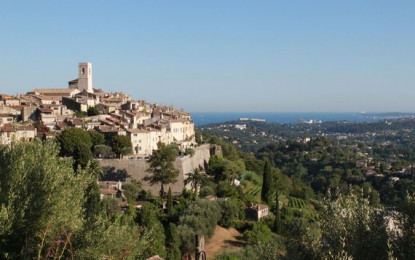 Un weekend a Saint Paul de Vence