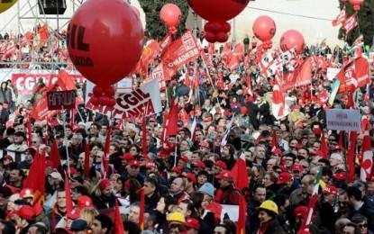 Politica e Sindacati vecchi per un'Italia frenata