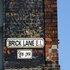 Londra, un pezzo di East End, da Brick Lane