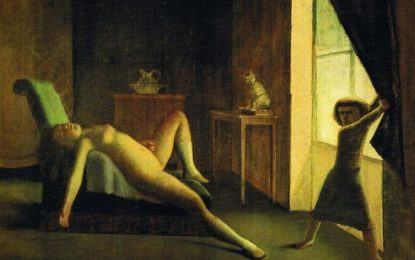 Balthus, un artista che fissa la figura