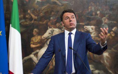 Renzi, tante chiacchiere e pochissimi fatti