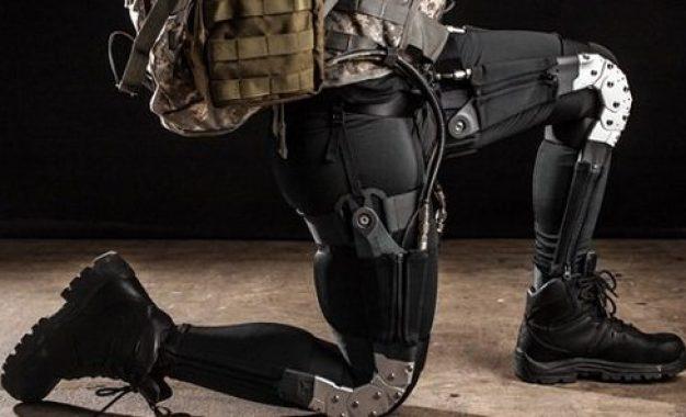 Un esoscheletro per sperare nel futuro