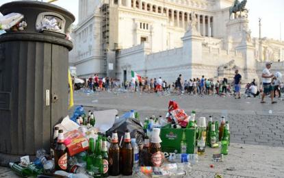 Roma, cronaca da un degrado senza fine