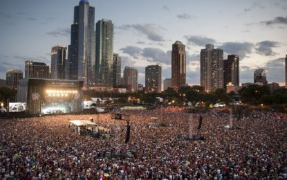 Lollapalooza and let the music play