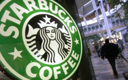 E Starbucks ci porterà il caffé
