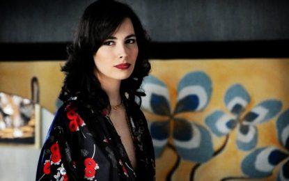 Daniela Virgilio, alta, bella, di talento