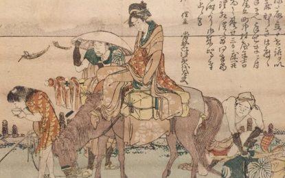 A Palazzo Reale, un flusso di arte che racconta il Giappone