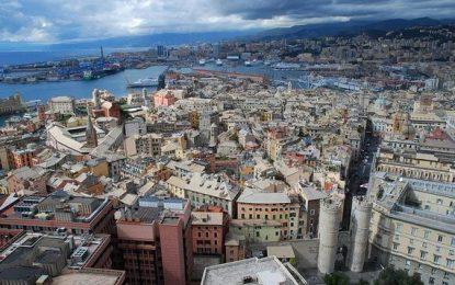 Girare Genova a piedi