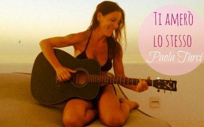 Ci piace molto la nuova Paola Turci