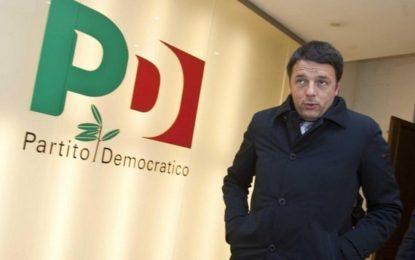 PD e Renzi, chiacchiere nel nulla