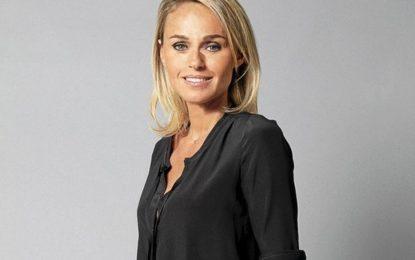 La giornalista Cécile de Ménibus vittima di un bestione