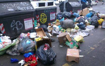 Roma e i rifiuti, continua l'improvvisazione