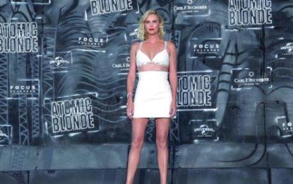Atomic Blonde e Charlize Theron arrivano in Europa