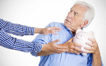 Pensioni, in Italia solo volgarità e vessazioni