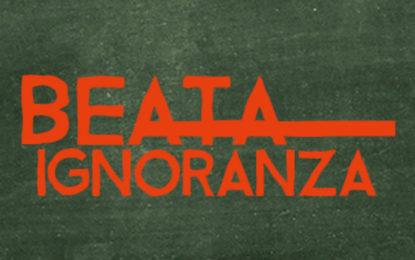 Università e ignoranza: un binomio dei nostri giorni