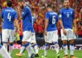 La nazionale italiana, una squadra di schiappe