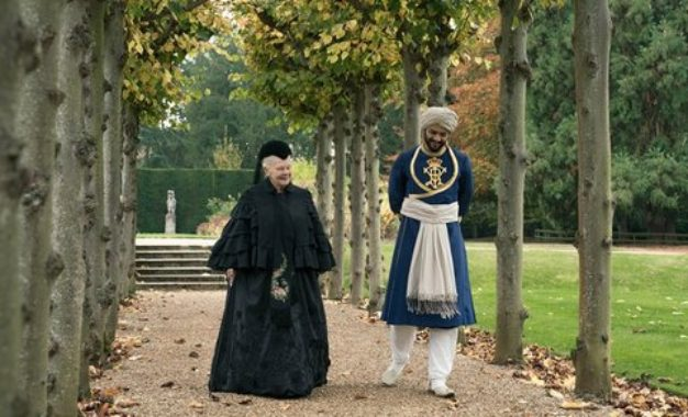 Victoria and Abdul, starring the great Judi Dench